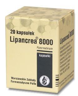 Lipancrea 8000 16000