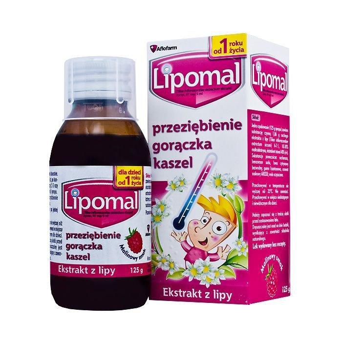 Lipomal syrop