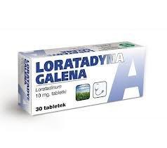 loratadyna galena tabletki