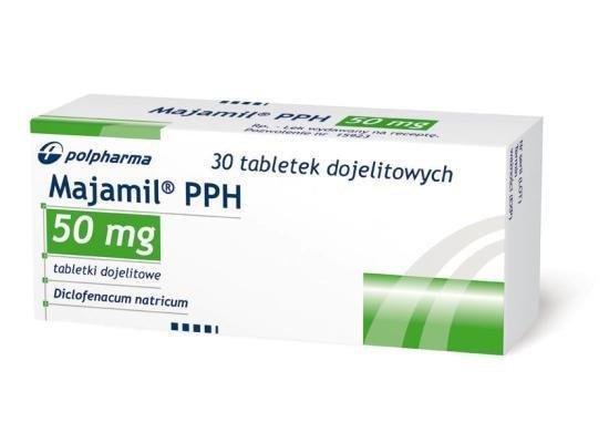 Majamil Prolongatum tabletki powlekane