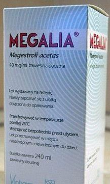 Megalia zawiesina doustna