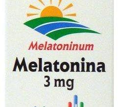 melatonina tabletki opakowanie
