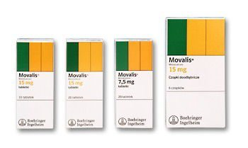 Movalis tabletki