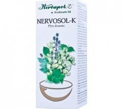 nervosol-k płyn doustny
