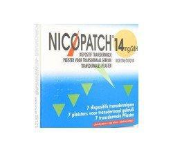 Nicopatch 7 szt. 14 mg/24h