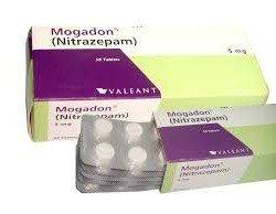 nitrazepam tabletki