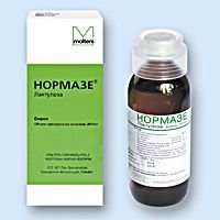 normase-syrop