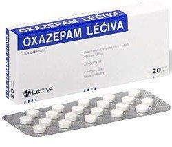 oxazepam tabletki