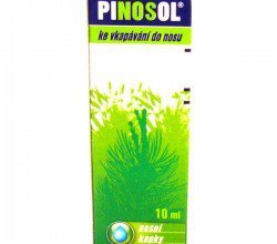 pinosol krople do nosa
