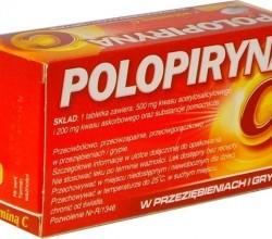 polopiryna c tabletki musujące