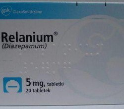 relanium tabletki