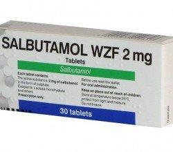 salbutamol tabletki