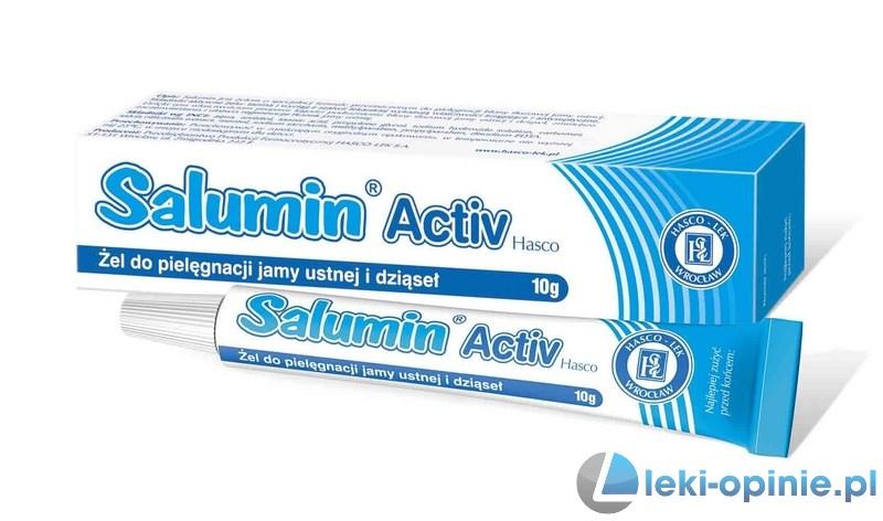 Salumin activ żel