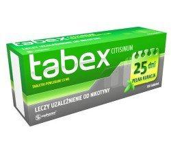 tabex tabletki