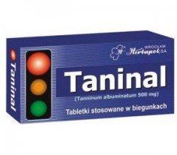 taninal tabletki
