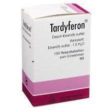 tardyferon tabletki