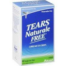 tears naturale free krople