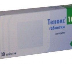 tenox tabletki