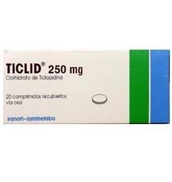 Ticlid tabletki