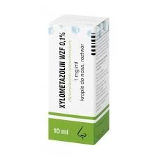 xylometazolin WZF krople
