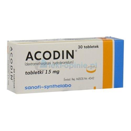 Acodin tabletki
