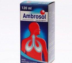 ambrosol syrop
