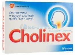 cholinex tabletki