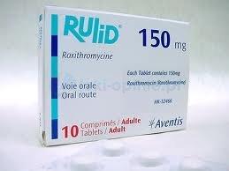 Rulid tabletki