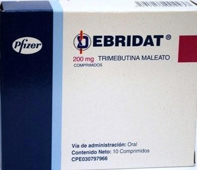 Debridat tabletki