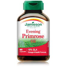 Evening Primrose Oil kapsułki