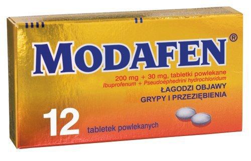 Modafen tabletki