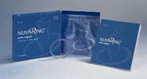 NuvaRing system terapeutyczny dopochwowy