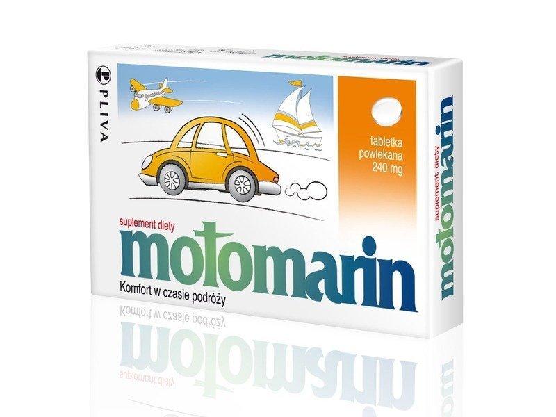 Motomarin tabletki