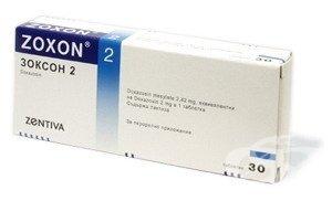 Zoxon tabletki