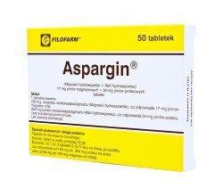 Aspargin Filofarm tabletki