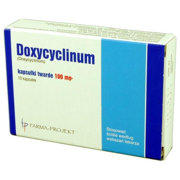 Doxycyclinum
