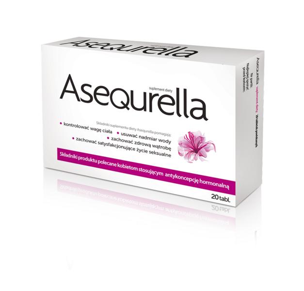 Asequrella – czy działa i pomaga przy antykoncepcji?