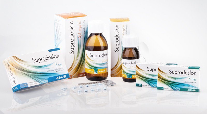 Suprodeslon