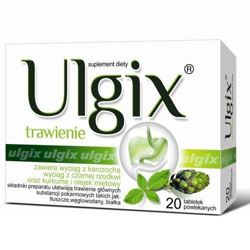 Ulgix Trawienie