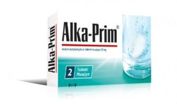 Alka Prim tabletki musujące