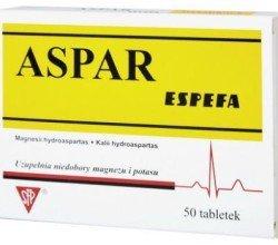 Aspar tabletki