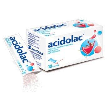 Acidolac saszetki