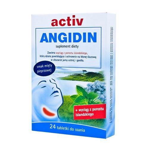 Activ angidin