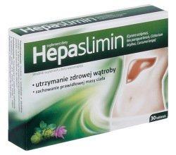 Hepaslimin tabletki