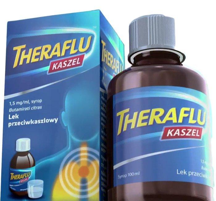 Theraflu Kaszel