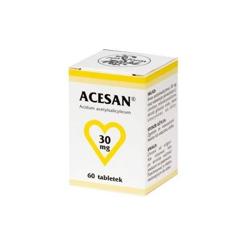 Acesan tabletki