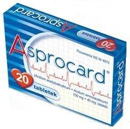 Asprocard