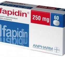 Ifapidin tabletki
