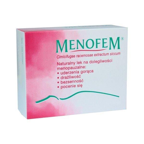 Menofem tabletki powlekane