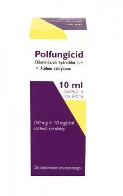 Polfungicid płyn